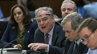 سناتور دموکرات: برای محدود کردن اقدام نظامی علیه ایران اکثریت را داریم