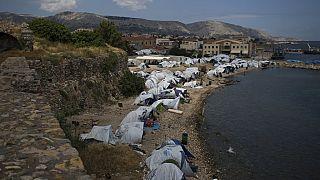 Grèce : les îles du nord de la mer Egée s'insurgent contre la politique migratoire