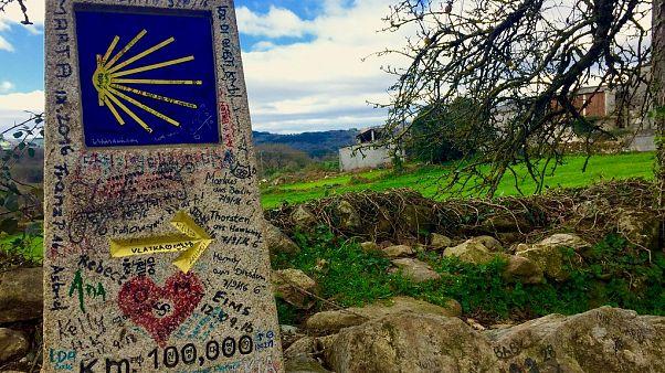 El Camino de Santiago registró un número de peregrinos sin precedentes en 2019