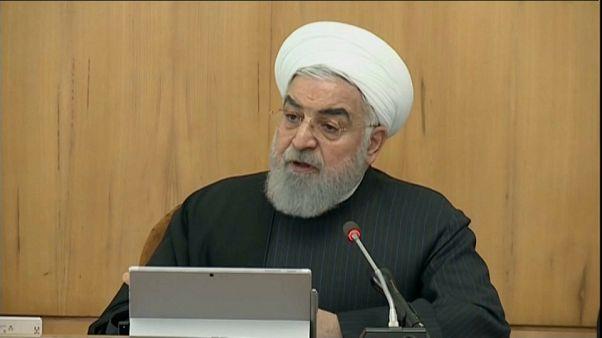 """""""Qu'avez-vous fait contre Trump ?"""" : Rohani tacle les Européens sur le nucléaire iranien"""