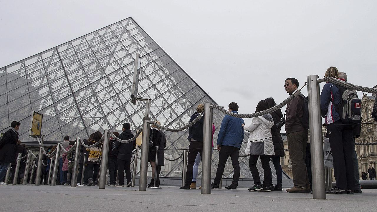 Museu do Louvre é o mais visitado do mundo