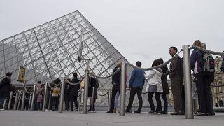 Még mindig a Louvre a világ leglátogatottabb múzeuma