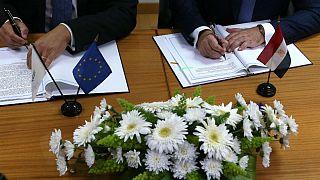 تعبیر رویای قاهره برای تامین گاز اروپا؛ گاز اسرائیل به مصر رسید