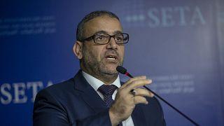 Libya Devlet Yüksek Konseyi Başkanı Halid el-Mişri