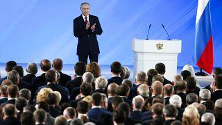 پوتین پیشنهاد برگزاری همهپرسی برای افزایش قدرت پارلمان را ارائه کرد