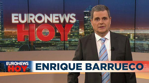 Euronews Hoy | Las noticias del miércoles 15 de enero de 2020