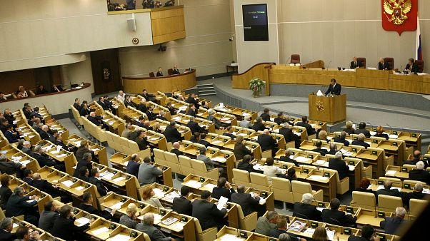 الحكومة الروسية تقدم استقالتها للرئيس فلاديمير بوتين