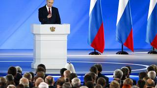 Vladimir Putin pretende alterar Constituição