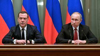 Lemondott az orosz kormány, Mikhail Mishustin lehet az új miniszterelnök