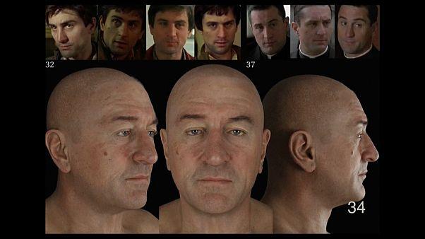 Τα πολλά πρόσωπα του Ρόμπερτ Ντε Νίρο και η τεχνική του de-ageing