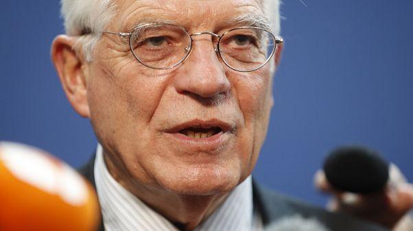 """Ue condanna ingerenze turco-russe in Libia. Borrell: """"La cosa ci sta sfuggendo di mano"""""""