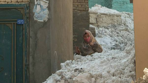 Lavinák Pakisztánban és Afganisztánban