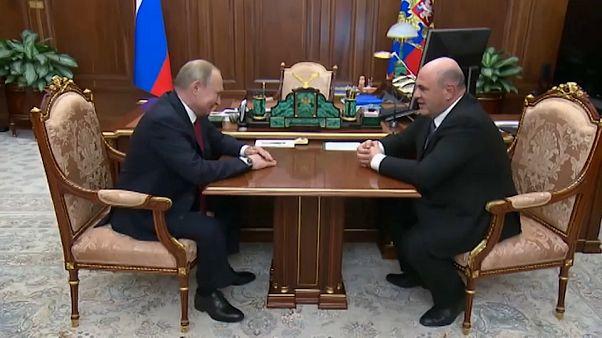 Putin já escolheu o novo primeiro-ministro russo
