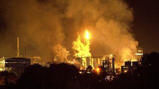 'Almost unbelievable': Metal plate from Spain blast kills man 3km away