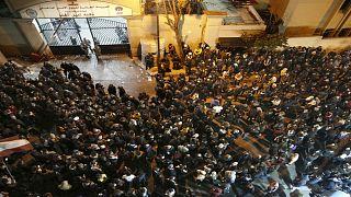 محامون: مئة موقوف على الأقل خلال يومين من التظاهرات في بيروت