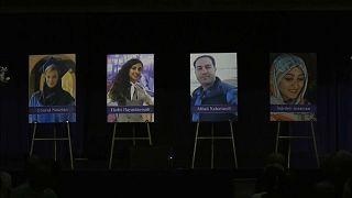 شاهد: جامعة كندية تحيي ذكرى طلاب قتلوا في حادث الطائرة الأوكرانية