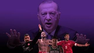 Some Turkish sports stars are living in exile