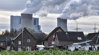 Une centrale à charbon à Bergheim, en Allemagne. Archives