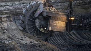 من أحد مناجم استخراج الفحم الحجري في ألمانيا