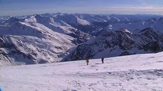 Új lavinajelző rendszer Ausztriában