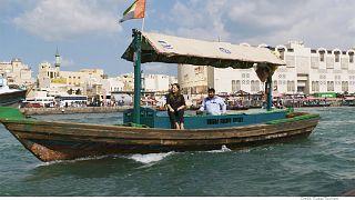 La crique de Dubai : une plongée dans l'histoire et la culture