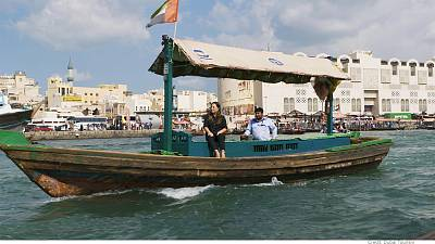 Dubai Creek: Discover a lost Arabian world