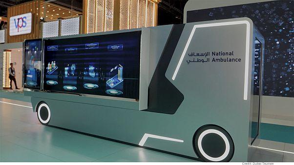 Inteligencia artificial en la medicina del futuro en Dubái