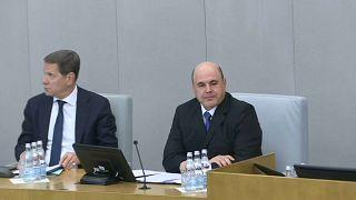 Михаил Мишустин стал новым премьер-министром РФ