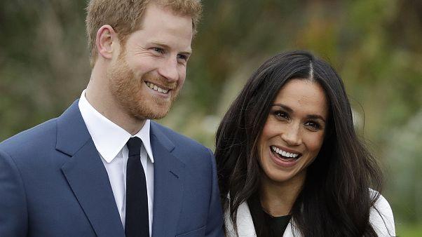 Le prince Harry et son épouse Meghan renoncent au titre d'altesse royale