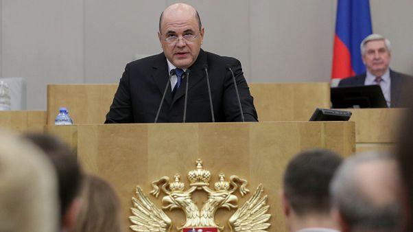Rus Duması Putin'in önerdiği Mişustin'in başbakan adaylığını onayladı