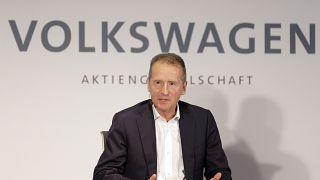 Volkswagen tepe yöneticisi Herbert Diess: Değişime ayak uydurmazsak Nokia gibi oluruz
