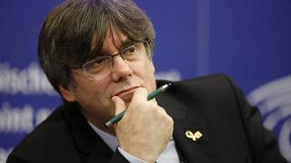 Carles Puigdemont: European Parliament looks at lifting his MEP immunity after Spain request