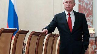 Los rusos se resignan al poder de Putin