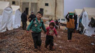 محققون أمميون يدعون لإعادة آلاف الأطفال من أبناء داعش إلى دول إقامة ذويهم
