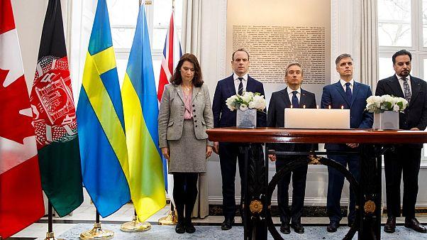 درخواست پنجگانه کشورهایی که اتباعشان در هواپیمای اوکراینی کشته شدند