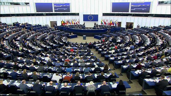 El Parlamento Europeo reconoce de nuevo a Juan Guaidó como presidente interino de Venezuela