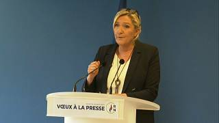 Marine Le Pen announces plan to run in 2022 French presidential elections