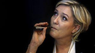 Fransız aşırı sağcı siyasetçi Marine Le Pen