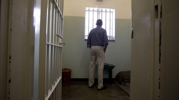 ABD'de cezaevi koğuşu
