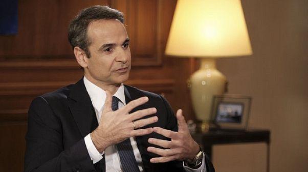 Μητσοτάκης: Όχι σε πολιτική λύση στη Λιβύη αν δεν ανακληθεί το μνημόνιο με την Τουρκία