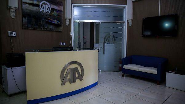 Anadolu Ajansı'nın Kahire ofisi
