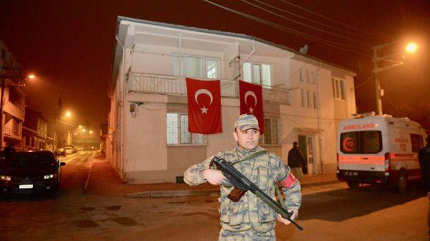 Milli Savunma Bakanlığı: Suriye'de 3 asker şehit oldu
