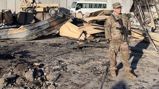 القاعدة العسكرية عين الأسد في العراق