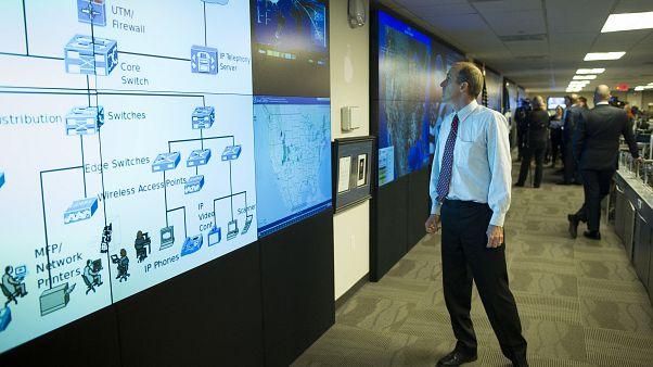 مرکز امنیت سایبری در دپارتمان امنیت ملی آمریکا،آرلینگتون