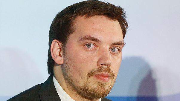 Ukrayna Başbakanı Oleksiy Honcharuk
