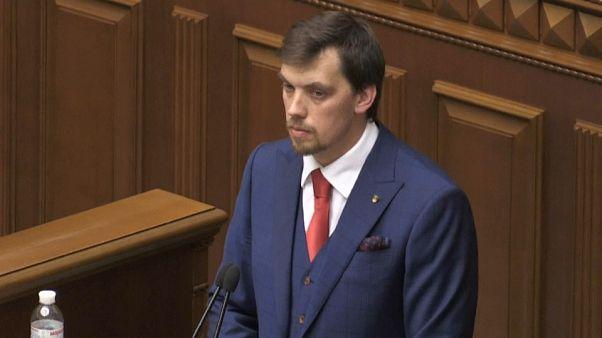 Zelenski no acepta la dimisión de su primer ministro por unas comprometedoras grabaciones