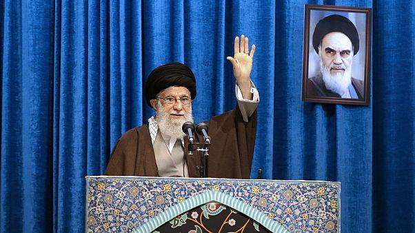 En Iran, l'ayatollah Khamenei blâme les Européens