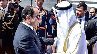 ماذا قال محمد بن زايد وخالد بن سلمان عن قاعدة برنيس العسكرية في مصر؟