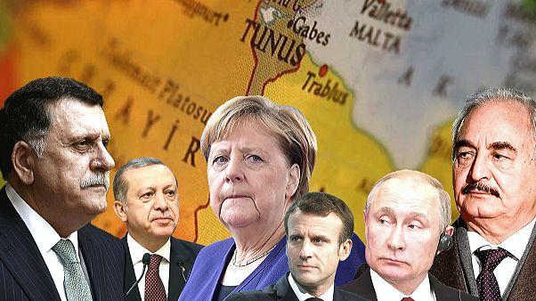 Libya konulu Berlin Konferansı: Kimler katılıyor, masada ne var?