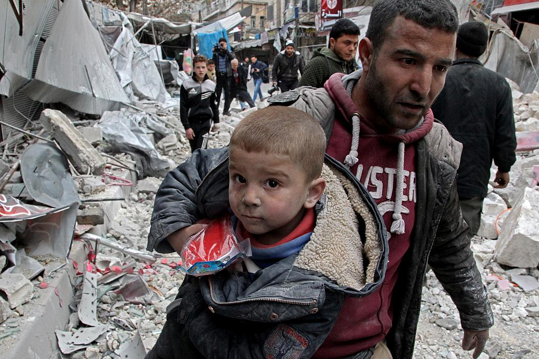 Abdulaziz Ketaz/ AFP